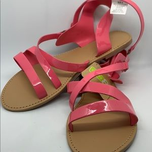 Crazy 8 Girl Size 4 Sandals